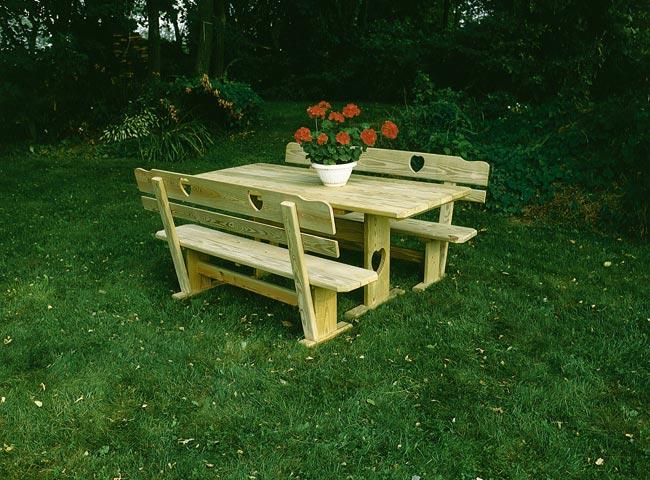 Mr Shed Amish Wood Furniture
