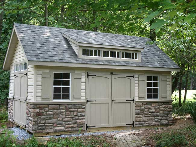 Mr Shed Custom Sheds