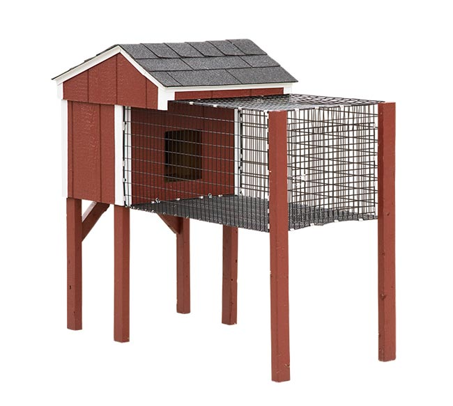 Mr shed pet houses for 24x16 shed