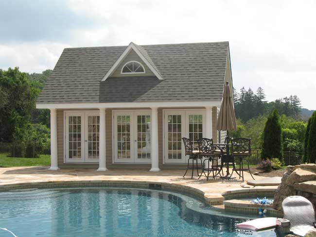 Mr Shed Poolhouses