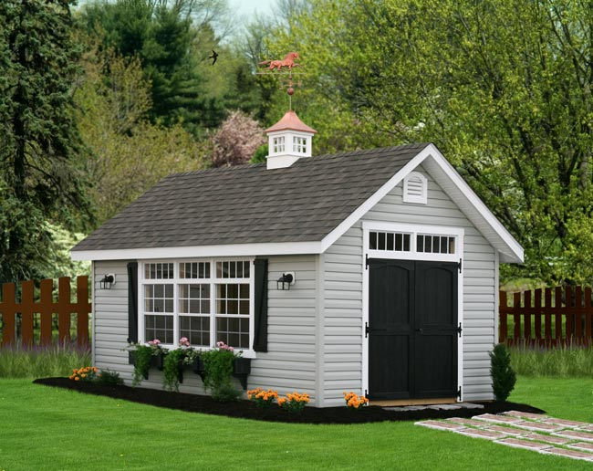 Mr Shed Classic Sheds